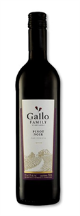 Gallo Family Vineyards Pinot Noir 750ml - Case of 12